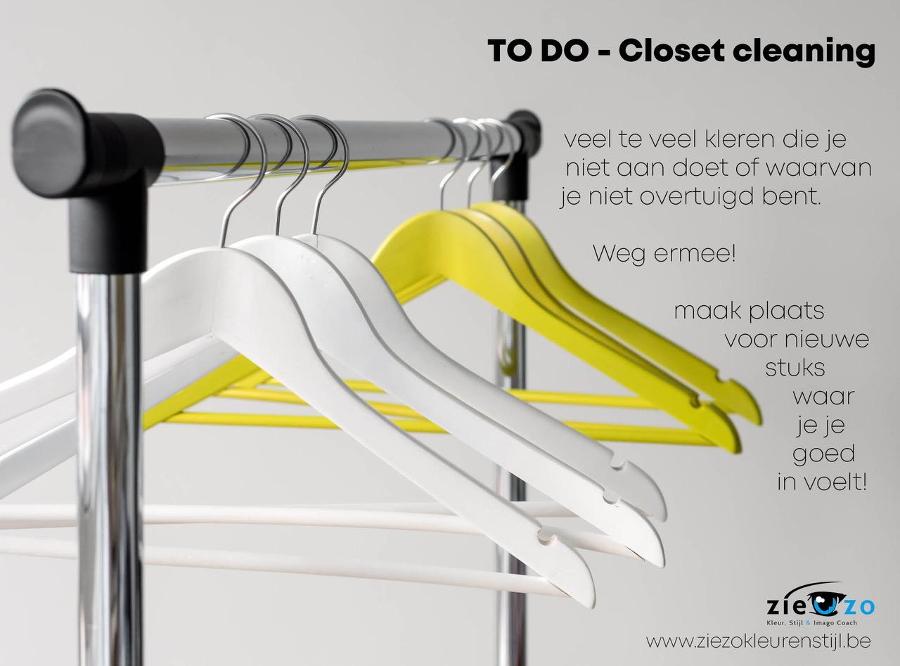 Garderobe Planning