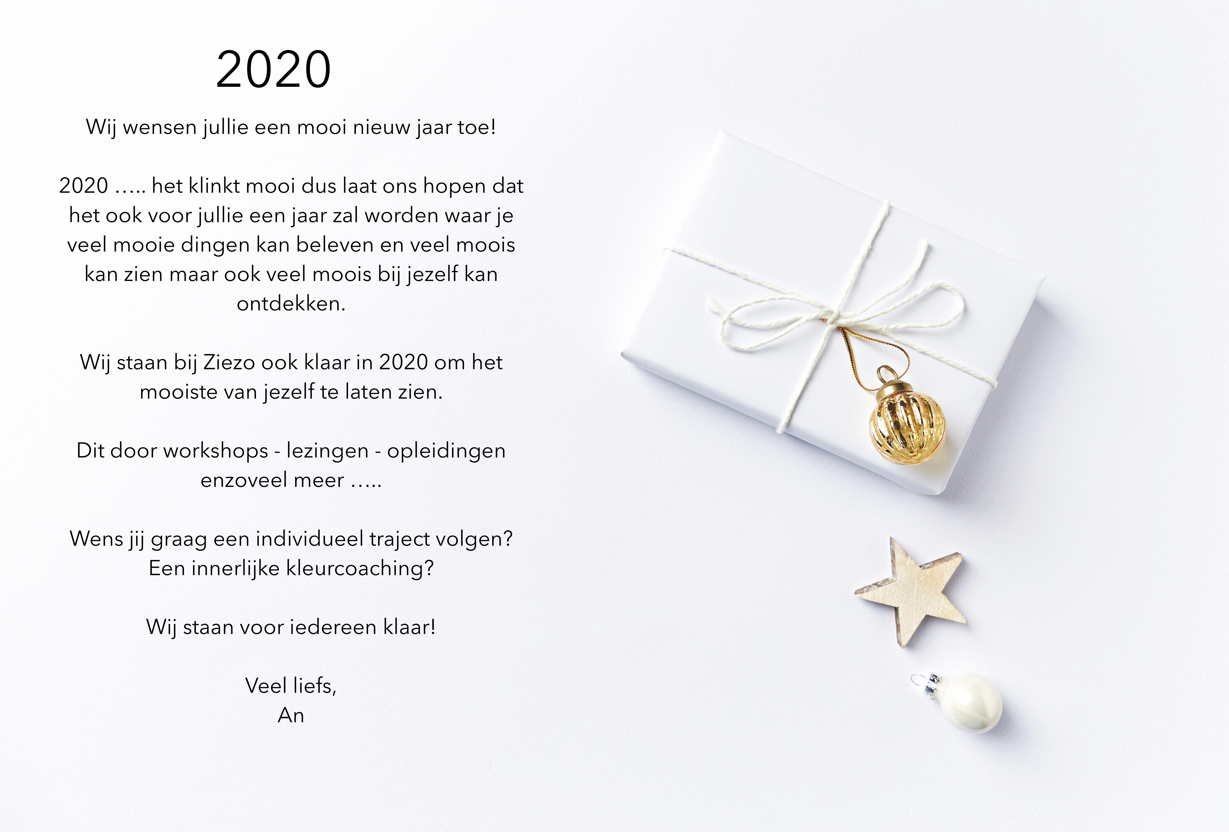 Kleurrijk en Stijlvol 2020